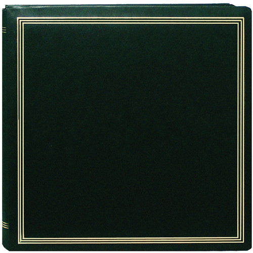 Pioneer Photo Albums PMV-206 X-Pando Magnetic Photo Album (Hunter Green)