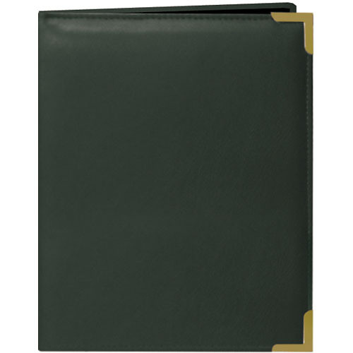 Pioneer Photo Albums Oxford Brass-Corner Mini Photo Album (Hunter Green)