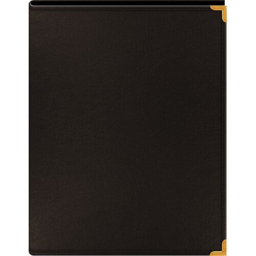 Pioneer Photo Albums SM46-BN Oxford Brass Corner Photo Album (Brown)