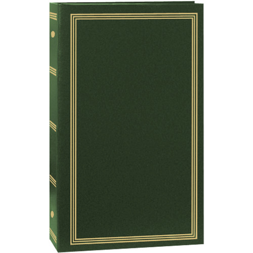 Pioneer Photo Albums STC-46D Pocket 3-Ring Binder Album (Ferns)