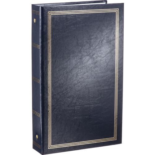 Pioneer Photo Albums STC-46 Pocket 3-Ring Binder Album (Navy Blue)