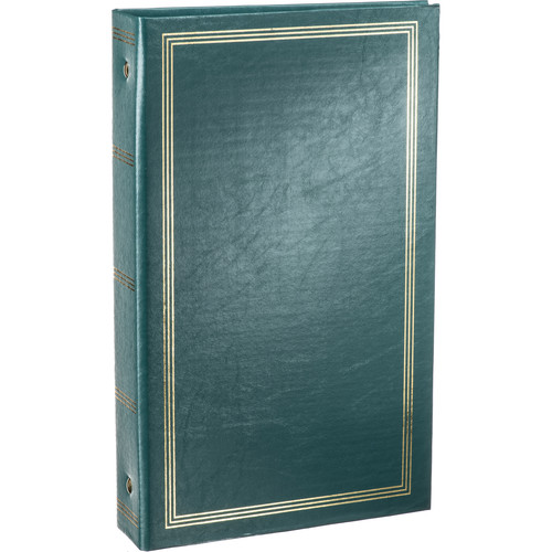 Pioneer Photo Albums STC-46 Pocket 3-Ring Binder Album (Teal)