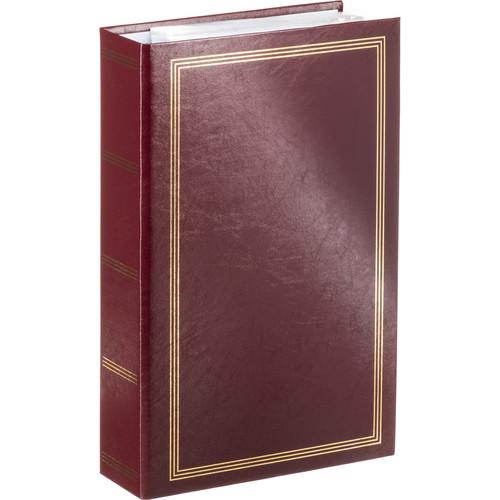 Pioneer Photo Albums STC-504 Pocket 3-Ring Binder Album (Burgundy)