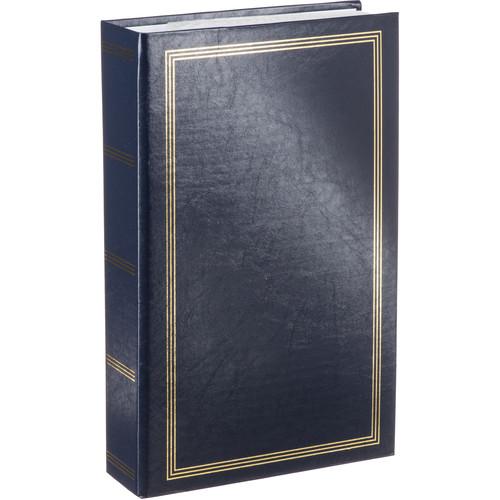 Pioneer Photo Albums STC-504 Pocket 3-Ring Binder Album (Navy Blue)