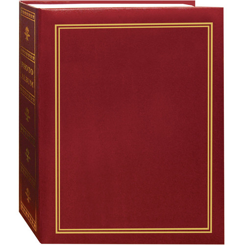 Pioneer Photo Albums TA-46 Photo Album (Burgundy)