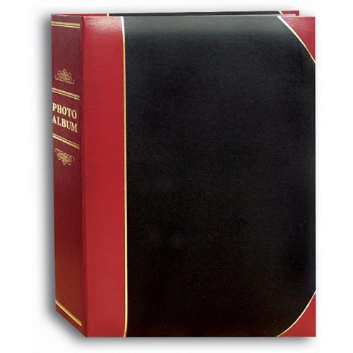 Pioneer Photo Albums Ledger Bi-Directional Le Memo Photo Album (Black Reverse)