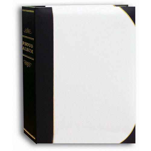 Pioneer Photo Albums Ledger Bi-Directional Le Memo Photo Album (White)