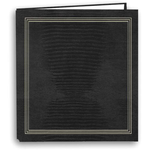 "Pioneer Photo Albums TRB-114 8.5x11"" Scrapbook Binder (Black)"