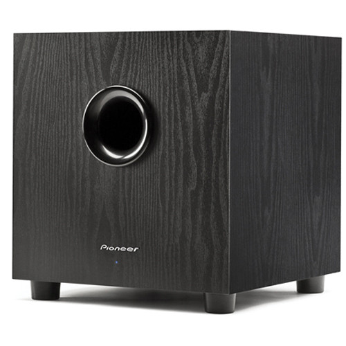 Pioneer SW-8MK2 Andrew Jones Designed 100W Powered Subwoofer