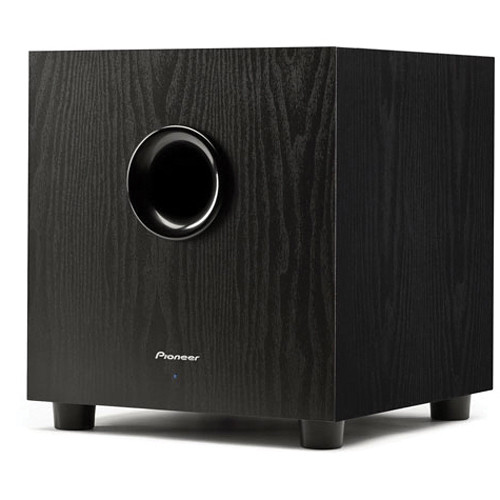 Pioneer SW-8 100W Powered Subwoofer