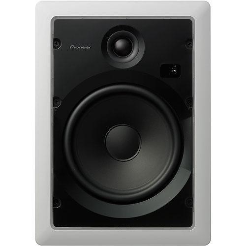 """Pioneer S-IW831-LR 8"""" 2-Way In-Wall Speaker (Pair)"""