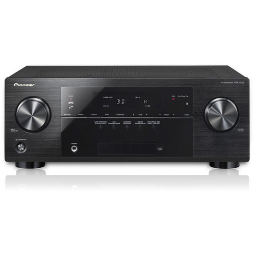 Pioneer VSX-1022-K 7.1-Channel 3D Ready A/V Receiver