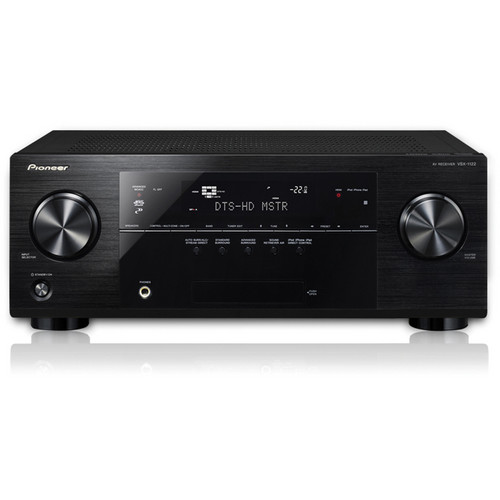 Pioneer VSX-1122-K 7.2-Channel 3D Ready A/V Receiver