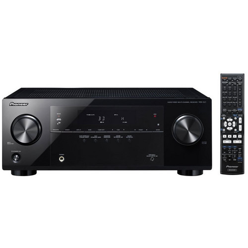 Pioneer VSX-521K 5.1 Channel 3D Ready A/V Receiver