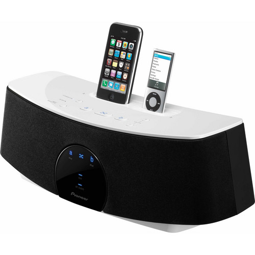 Pioneer XW-NAC1-K Double Dock for iPod & iPhone