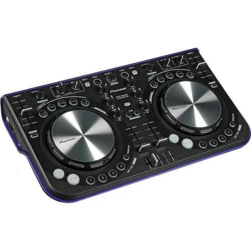 Pioneer DDJ-WeGO - Compact DJ Controller (Violet)