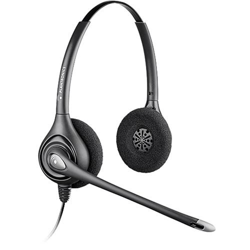 Plantronics SupraPlus Wideband (Noise-Canceling Binaural) Headset