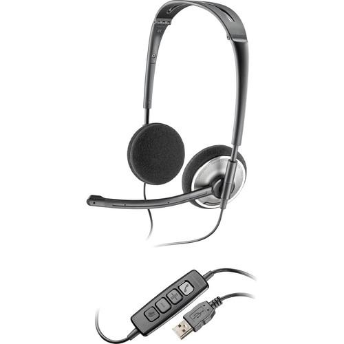 Plantronics Audio 478 Folding USB Headset