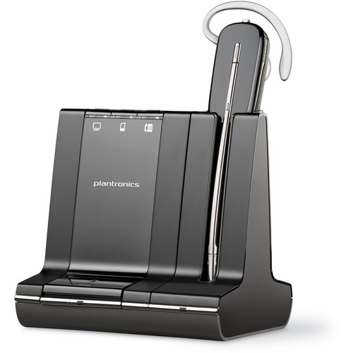 Plantronics Savi W740 Multi Device Wireless Headset System