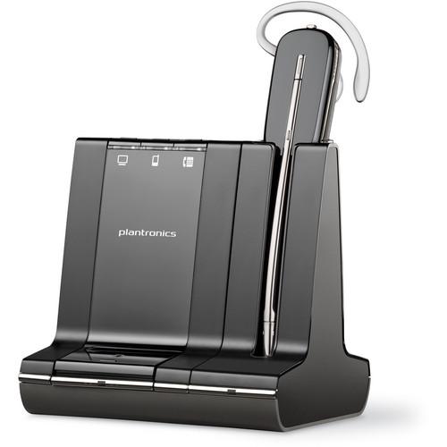 Plantronics Savi W740 Multi-Device Wireless Headset System