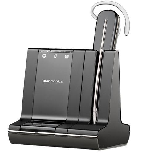 Plantronics Savi W740-M Multi-Device Wireless Headset System
