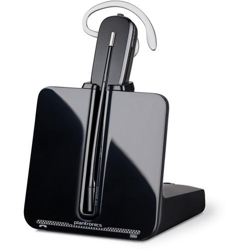 Plantronics CS540 Wireless Headset with HL10 Handset Lifter