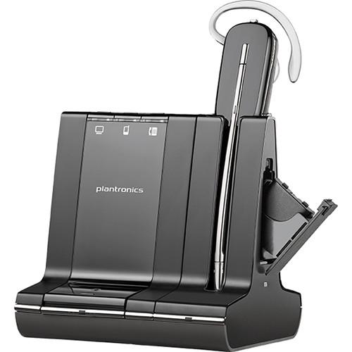 Plantronics Savi W745 Multi Device Wireless Headset 86507 01 B H