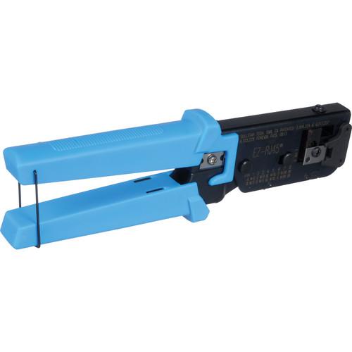 Ez Rj45 Wiring Diagram : Platinum tools ez rj combo pack with crimp tool and