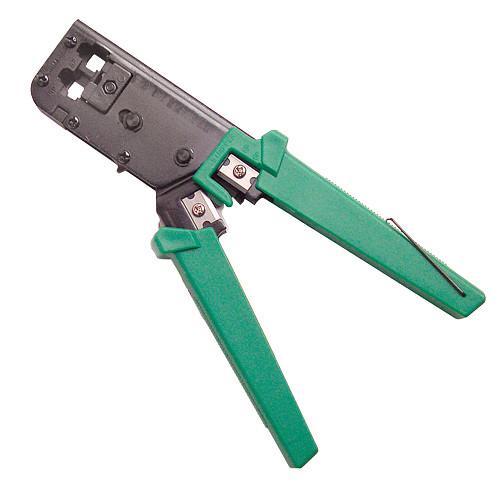 Platinum Tools 12505C Ratcheted Combo Modular Plug Crimp Tool
