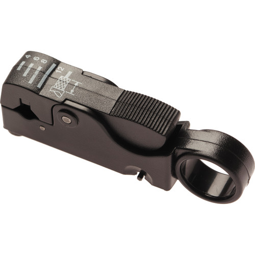 Platinum Tools 15031C Two-Level Coaxial Cable Stripper