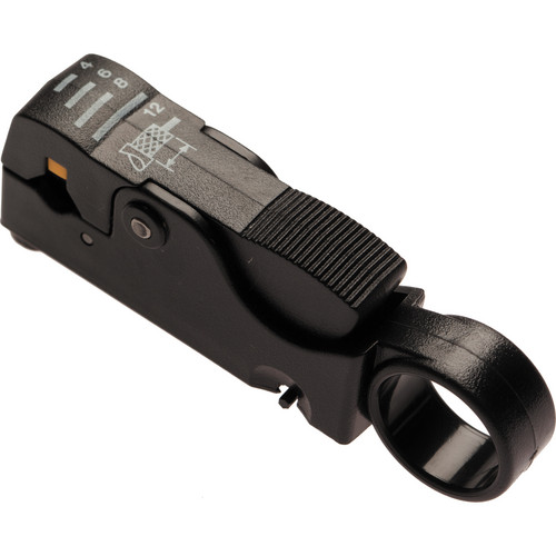 Platinum Tools 15032C Two-Level Coaxial Cable Stripper
