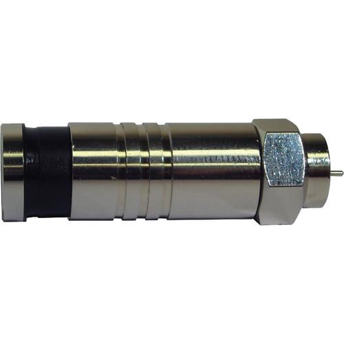 Platinum Tools SealSmart Coax Compression F Connector for RG-11 Cable (Bag of 25)