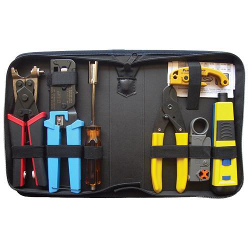 Platinum Tools 4001NPT Heavy-Duty Reinforced Nylon Zippered Case