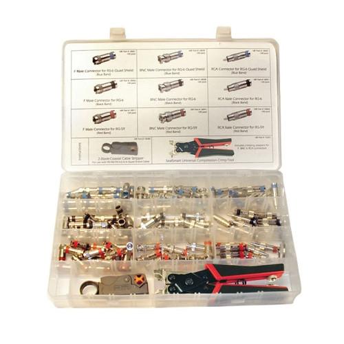 Platinum Tools 90126 SealSmart Field Installation Kit (Gold)
