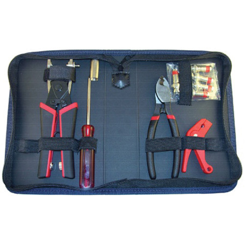 Platinum Tools 90137 SealSmart CCTV Coax Kit