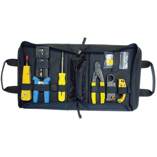 Platinum Tools 90150 Basic HD Twisted Pair & Coax Kit