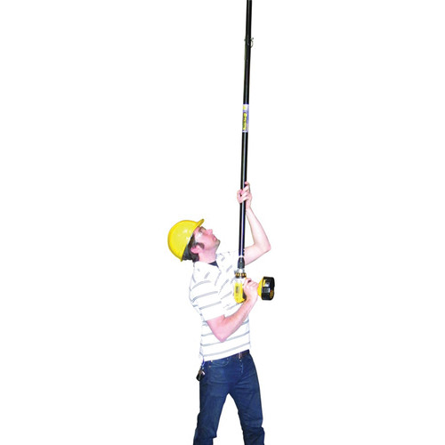 Platinum Tools JH718 Xtender Pole-18 (Three 6' (1.83 m) Sections)