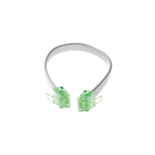 "Platinum Tools T126C RJ12 to RJ12 No-Fault Cable (7.5"" / 190.5mm)"