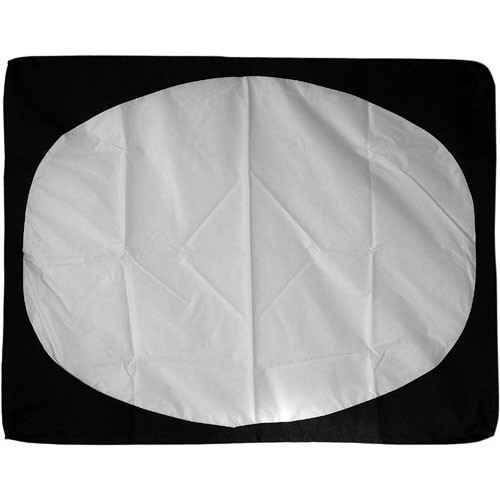 Plume Diffuser with Oval Mask for Wafer 75