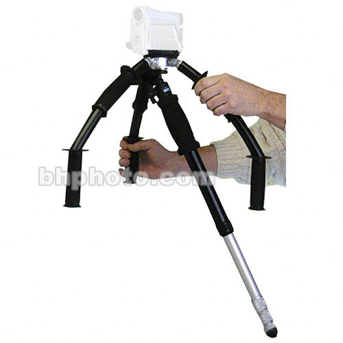 Plume Handi-Pod Stabilizing System with Telescoping Monopod - Supports up to 1.1 lbs
