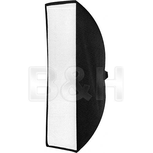 """Plume Wafer Strip 100 Softbox for Flash Only - 15x40"""" (38x100cm)"""