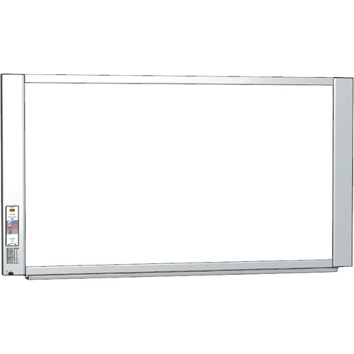 Plus M-17W Widescreen Black & White Electronic Network Copyboard