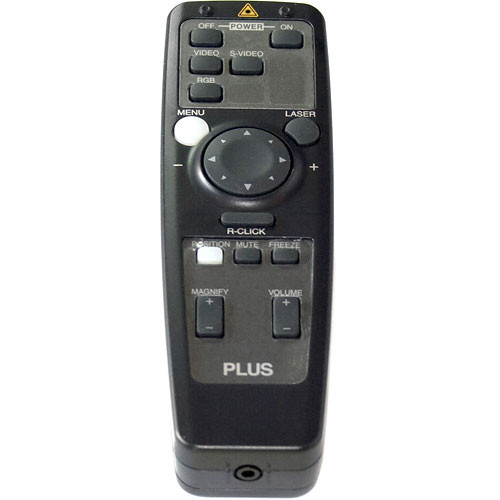 Plus 767-73-0000-Remote Control