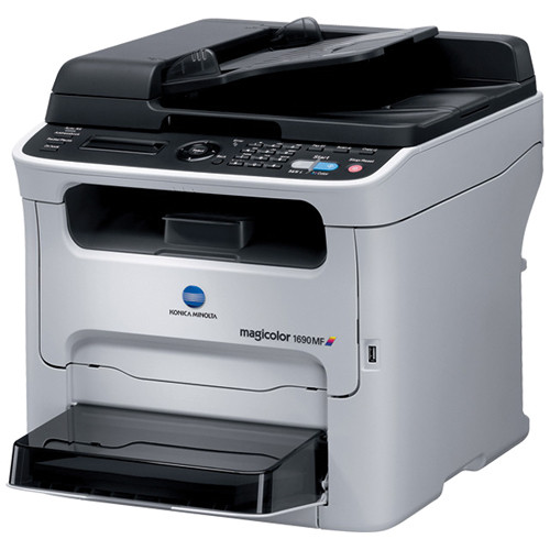 Plus magicolor 1690MF Color Laser Multifunction Printer