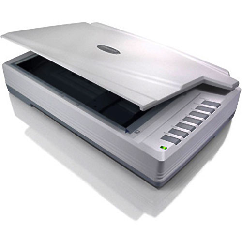 Plustek OpticPro A320 Tabloid Flatbed Scanner