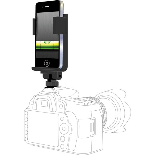 PocketDemo Flash Dock Hotshoe Adapter for Smartphones