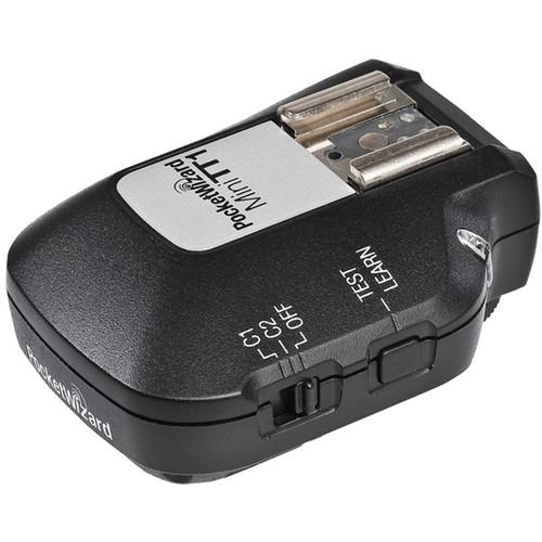 PocketWizard MiniTT1 Radio Slave Transmitter for Nikon i-TTL System