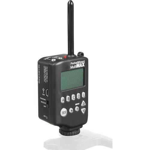 PocketWizard MultiMax 32 Channel Transceiver Radio Slave