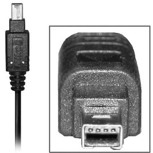 PocketWizard NM4-ACC Nikon MC-DC1 to 3.5mm Miniphone Remote Cable (3.0')