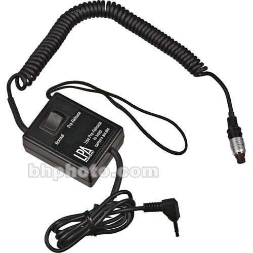 PocketWizard MAFM3-P Pre-Trigger Motor Cord, Mamiya AF to Miniphone - 3'